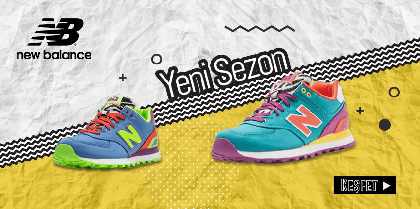 Yeni Sezon New Balance