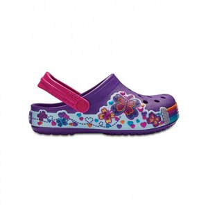 Crocs Çocuk Terlik Cb Fun Lab Graphic Clg K