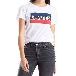 Levis Bayan Tişört The Perfect